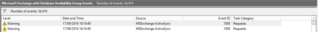 exchangeactivesyncerror1
